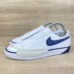 Nike Blazer Slip On Planet Of Hoops White Size 7